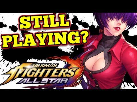 U Still Playing?! + Summons!! : King of Fighters ALLSTAR