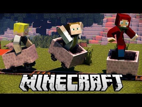 [GEJMR] Livestream - Minecraft Minihry - Jirka, Jawo, Kel0hap
