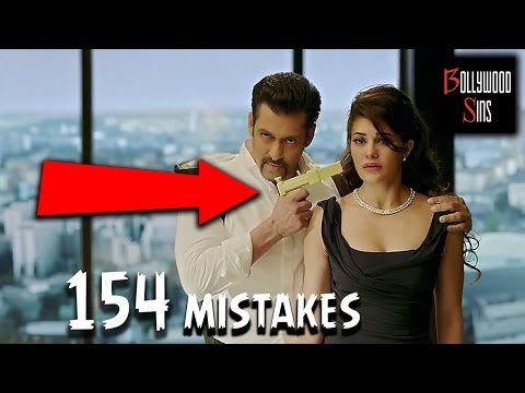 [PWW] Plenty Wrong With KICK Movie (154 MISTAKES) | Bollywood Sins #5