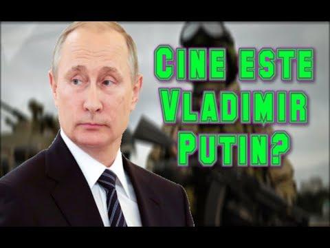 Cine este Vladimir Putin? Biografii Faimoase