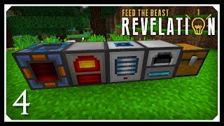 How To Play FTB Revelation | Simple RF Power  Starter Tech! | E04 Modded Minecraft For Beginners
