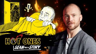 Sean Evans Shares His Spookiest Ghost Story | Sean Tells a Story