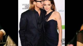 Angelina & Brad - Forever And For Always
