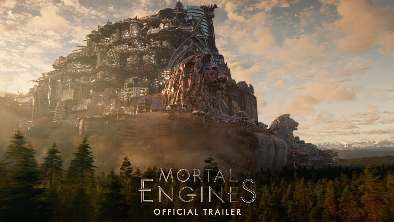 >Mortal Engines Official Trailer [HD]