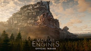 Mortal Engines - Official Trailer (HD)