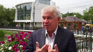 Директор Южно-Сахалинского городского парка им. Ю.Гагарина о вандалах