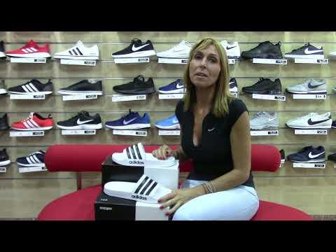 CHANCLAS ADIDAS ADILETTE  BLANCAS - Comprar Chanclas Adidas Hombre