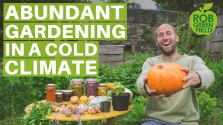 The Easiest, Most Abundant Edible Plants To Grow In A Garden - Gardening In A Cold Climate
