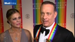 'My cancer brought us closer': Rita Wilson says relationship with  husband Tom Hanks stronger than