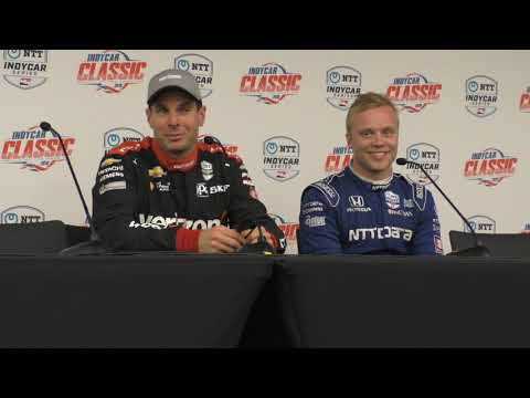 2019 IndyCar COTA Friday Press Conference
