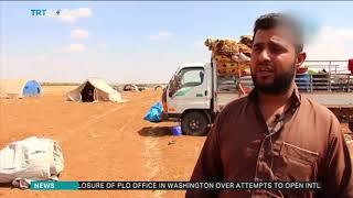 Turkey urges the world to avert Idlib assault