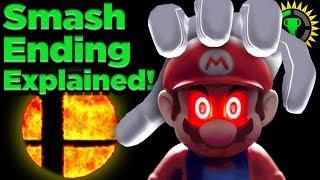 Game Theory: Super Smash Bros Ultimate Ending EXPLAINED | World of Light True Ending