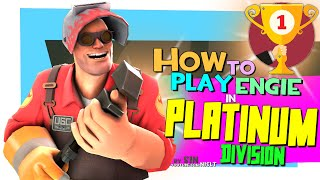 TF2: How to play engie in platinum div [FUN]