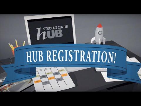 3. HUB & Schedule Builder Registration - YouTube