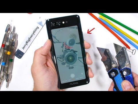 Dual Screen Smartphone? – Front AND Rear Displays Tested!