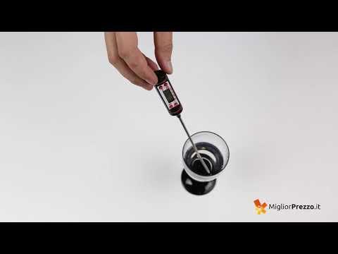 Termometro da cucina TopElek CP1-SVIT Video Recensione