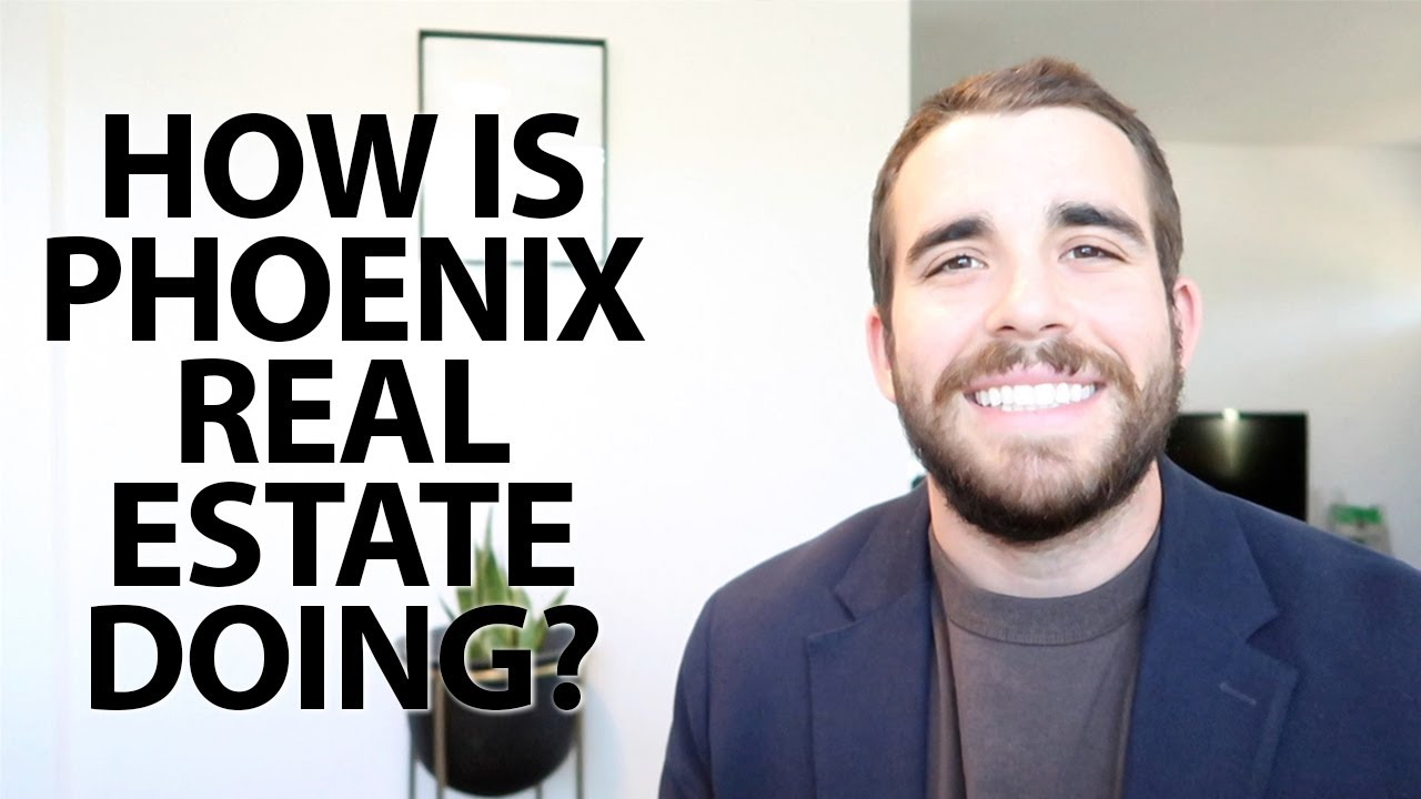 A Quick Update on Phoenix Real Estate
