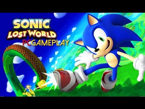 Gameplay de Sonic Lost World