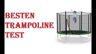 Die 5 Besten Trampoline Test 2021