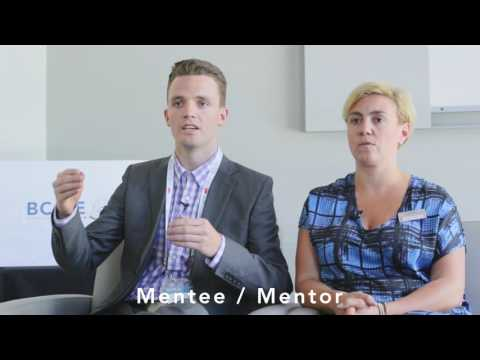 Hear about how our 2015/16 mentors and mentees made a positive impact on each others' professional lives.