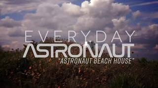 "Everyday Astronaut - ""Astronaut Beach House"""