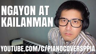 Ngayon At Kailanman-George Canseco-Basil Valdez-Sharon Cuneta-PianoCoversPPIA
