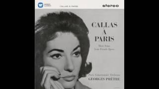 """Maria Callas — """"D'amour l'ardente flamme"""" (Berlioz: La Damnation de Faust, Act V)"""