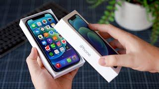 iPhone 12 & 12 Pro Unboxing, Größenvergleich & Gewinnspiel! تحميل MP3