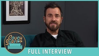 Justin Theroux Looks Back At 'Sex And The City,' 'Leftovers' & More (FULL)   Entertainment Weekly