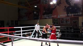 4 Сафаров Вусал БК Ударник vs Прохоров Александр Арена fight club раунд3