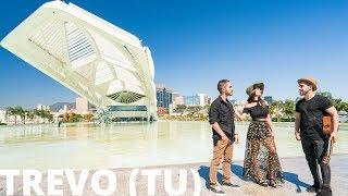 Trevo (Tu) - Anavitória Part. Tiago Iorc (Melim Cover Acústico) Nossa Toca Na Rua