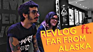 Coletiva Revlog - FAR FROM ALASKA