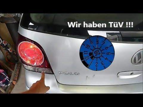 VW Polo 9N  --  Problem mit der Nebelschlußleuchte beheben