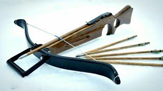 Арбалет для ловли рыб