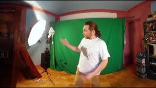 Как правильно установить свет для съемки на мобильный телефон (Видео 360)