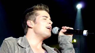 Joe Mcelderry  Smile at Potters