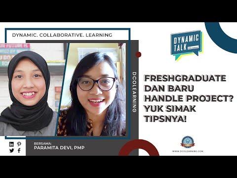 DYNAMIC TALK - RUANG MAYA - Tips Cara Freshgrad ... - YouTube