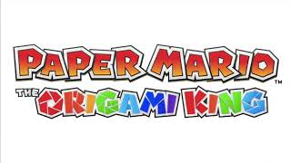 Colored Pencils Battle - Paper Mario: The Origami King Music Extended