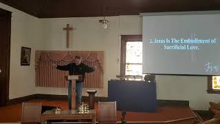 Jesus, God's Love