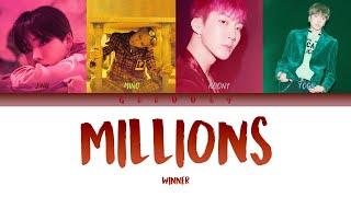 winner everyday lyrics indonesia - TH-Clip