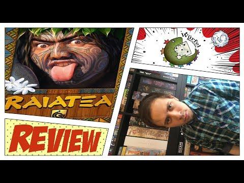 Raiatea Review