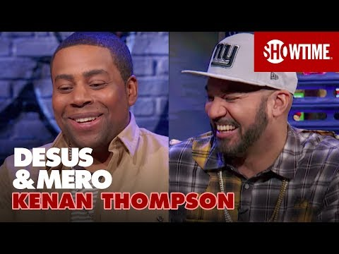 Kenan Thompson's 17 Years on SNL, Relationship w/ Kel & More   Extended Interview   DESUS & MERO