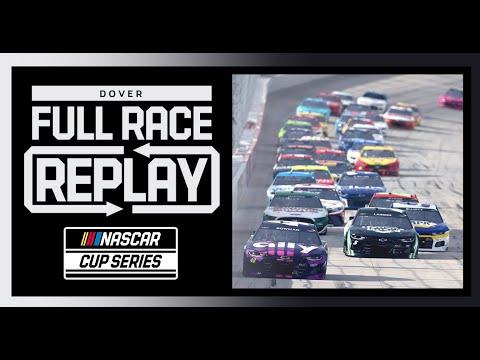 NASCAR ドライデン400(ドーバー国際スピードウェイ)レースフル動画