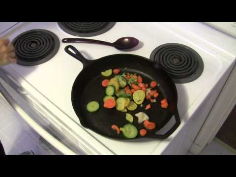 Easy, Fast Way to Cook Frozen Vegetables