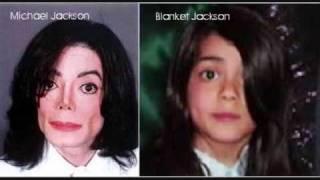 Принц Пэрис И Бланкет, Blanket Jackson *He's half Black*