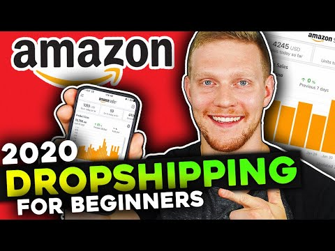 , title : 'How To Start Amazon Dropshipping As A Beginner in 2021