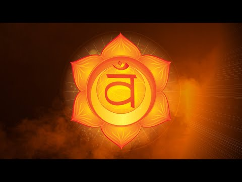 SACRAL CHAKRA HEALING with Hang Drum Music   Feel Alive and Create the life you Desire