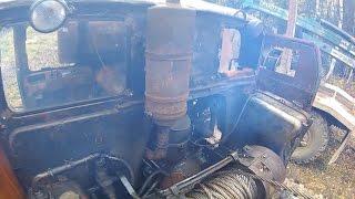 УБИВАЕМ двиг. ТТ-4 за 3 мин. После Кап-ремонта Моторист накосячил..