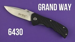 Grand Way 6430 - відео 1