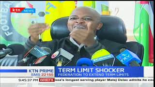 FKF to amend their constitution